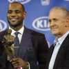 Pat Riley Reveals LeBron James Didn't Ask for Heat to Fire Erik Spoelstra