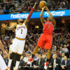 Kyrie Irving Knows Kyle Lowry Deserves to Start NBA All-Star Game