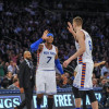 What Sold Carmelo Anthony on Kristaps Porzingis? Tales of Cornrows