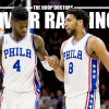 NBA Power Rankings: The Sixers Are No Longer Terribly Terrible