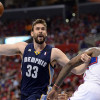 Does Marc Gasol's Broken Right Foot Ruin the Grizzlies' Season?