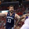 Does Marc Gasol's Broken Right Foot Ruin the Grizzlies' Season?
