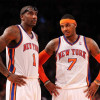Carmelo Anthony Subtweets Former Knicks Teammate Ama're Stoudemire (We Think)