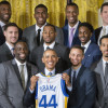 Warriors Visit The White House