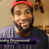 Andre Drummond Wears Jordan Dub-Zero 'Classic Charcoal' On Thru The Lens Spot