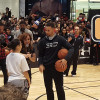 Watch: 15-Yr Old Girl Beats Stephen Curry in 3 Point Shooting Contest