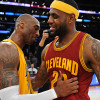 LeBron James Gets 'Emotional' When Watching Kobe Bryant Play