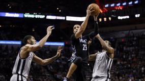 Report: Spurs Favorites to Land Kevin Martin