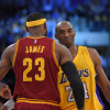 LeBron Got the Better of Kobe During Career Matchups