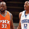 Shaquille O'Neal and Dwight Howard Might Be Friends Now