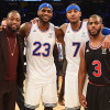 LeBron Still Hoping to Play with Melo, CP3 and Wade Before NBA Career Ends