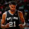 Tim Duncan Experienced A Playoff First Last Night