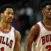 Jimmy Butler Plans to Workout With Derrick Rose During Offseason