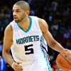Nicolas Batum Injures Ankle in Charlote Hornets' Loss to Miami Heat