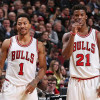 Jimmy Butler Fed Up with Derrick Rose Questions
