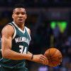 Giannis Antetokounmpo Would 'Love' to Work Out With LeBron James Over Offseason