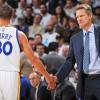 Steve Kerr Named NBA Coach of the Year