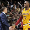Cavs Coach Tyronn Lue Apparently Not Afraid to Confront LeBron James
