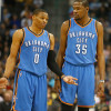 Kevin Durant, Russell Westbrook Don't Seem to Think Stephen Curry Is a Good Defender