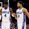 There's 'Very High Likelihood' Philadelphia 76ers Trade Nerlens Noel or Jahlil Okafor