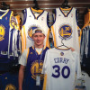 Steph Curry Number 1 in NBA Jersey Sales Again