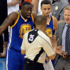 Draymond Green Claims Kick to Steven Adams' Groin Wasn't Intentional, Will Play Game 4