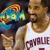 J.R. Smith on Maybe Being in Space Jam 2: If LeBron Wants Me to Do it