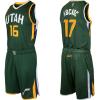 Utah Jazz Unveil New Jerseys for 2016-17 Season