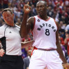 Uh Oh: Bismack Biyombo Didn't Get Dikembe Mutombo's Permission to Use Finger Wag
