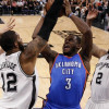 NBA Refs Admit to Missing Call in Final Seconds of Spurs' Loss to Thunder