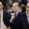 Ettore Messina, Frank Vogel, Jeff Van Gundy Emerge as Candidates for Rockets Job