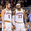 LeBron Says Cavs Need Kevin Love to Play Better