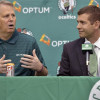 Boston Celtics Announce Extensions for Danny Ainge and Brad Stevens