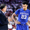 Kentucky Coach John Calipari Thinks 76ers Should Draft Jamal Murray with No. 1 Pick