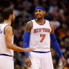Jose Calderon Is Happy Knicks Got Derrick Rose for Carmelo Anthony and Kristaps Porzingis