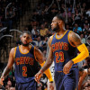 Kyrie Irving Doesn't Consider Cavaliers Underdogs Just Because Warriors Are Crazy Stacked