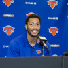 Derrick Rose Already Loves Playing with Kristaps Porzingis