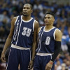 Report: Westbrook Believed KD Would Re-Sign With OKC