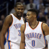 Kevin Durant Never Told Russell Westbrook He Would Re-Sign with Thunder