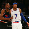 Carmelo Anthony Defends Kevin Durant Joining the Warriors