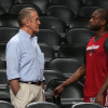 Heat President Pat Riley Still 'Floored' That Dwyane Wade Signed with Bulls