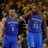 Russell Westbrook Still Hasn't Spoken with Kevin Durant Since Since He Joined Warriors