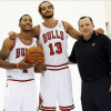 Big Surprise: Tom Thibodeau Supports Knicks' Addition of Derrick Rose, Joakim Noah