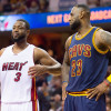 Is Dwyane Wade Thinking About Teaming Up With LeBron James in Cleveland?