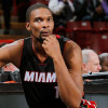 Get Pumped Miami Heat Fans (Maybe): Chris Bosh Is Hooping