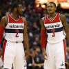 John Wall and Bradley Beal Are Not Best Friends