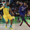 Paul George Calls Australia 'Dirty' After Team USA Almost Suffers Upset in Rio
