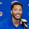 Derrick Rose Says He's Feeling More Love in NY Than He Did in Chicago