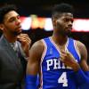 Nerlens Noel Calls Philadelphia 76ers' Center Situation 'Silly'