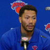"Derrick Rose Finds Triangle Offense ""Complicated"""